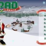 サンタさんを追跡してみた。(2年目)