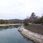 岡山城にも行ってきた