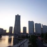 横浜に来ています。