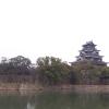 広島城に行ってきました。
