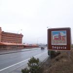 スペインのセゴビアに来ています。