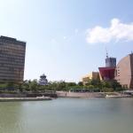 福岡県北九州市にやって来ました。
