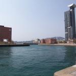 北九州市の門司港に帰ってきました。
