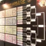 ワールドカップ、日本vsパラグアイ戦