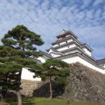 会津若松城に行ってきました。