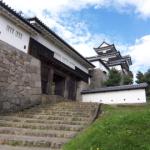白河小峰城に行ってきました。