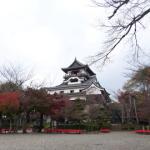 犬山城に行ってきました。