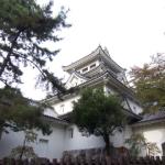 大垣城に行ってきました。