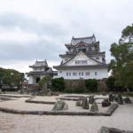 岸和田城→福山城に行ってきました