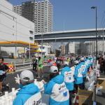 「東京マラソン」を見に行ってみた