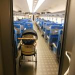 プスプスは果たして新幹線に乗るのか?