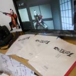 『からくり侍セッシャー1』のDVD-BOXを観た(2)