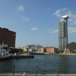 門司港にやってきました。