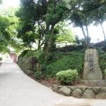 川之江城に行ってきた。