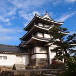 高松城に行ってきた。
