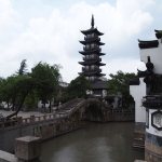 上海市嘉定区に行ってきた。(2)