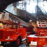 消防博物館に行ってきた。