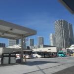 東雲・東京駅~成田空港の京成バス「東京シャトル」に乗ってみる