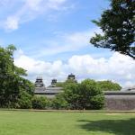 [熊本編] 熊本城に行ってきた。(1)