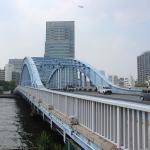 永代橋に行ってきた。