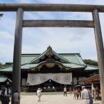 靖国神社に行ってきた。