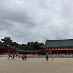 [京都篇] 平安神宮に行ってきた。