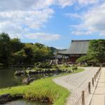 [京都篇] 天龍寺に行ってきた。