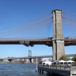 [ニューヨーク篇] ブルックリン・ブリッジを渡ってみた。