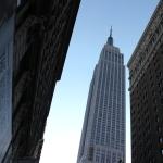 [ニューヨーク篇] エンパイア・ステート・ビルに登ってみた。