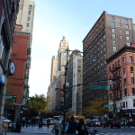 [ニューヨーク篇] アップタウンを歩いてみた。