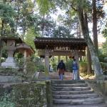 [鎌倉編] 浄智寺に行ってきた。