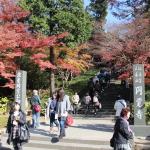 [鎌倉篇] 円覚寺に行ってきた、(1)