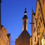[エストニア篇] 夜のタリン旧市街を歩いてみた。