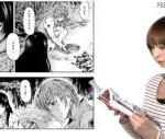 月刊「HERO'S」の『美鬼神伝説MOMO』