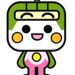 都電荒川線のマスコットキャラクター