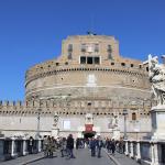 [イタリア篇] ローマに行ってきた。(4)サンタンジェロ城