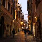 [イタリア篇] ローマに行ってきた。(6)裏路地