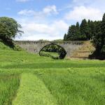 [九州篇]  通潤橋に行ってきた。