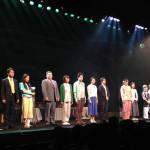 演劇集団キャラメルボックスの『カレッジ・オブ・ザ・ウィンド』を観に行った。