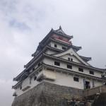[北部九州篇] 佐賀県の唐津城に行ってきた。