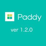 Paddy、「ver1.2.0」をリリース! ついに「三つ星機能」がついたよ。