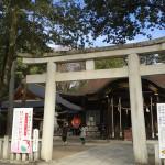 [山梨篇] 武田神社に行ってきた。(1)