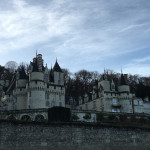 [フランス篇] ユッセ城に行ってきた。