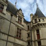 [フランス篇] アゼ・ル・リドー城に行ってきた。(1)
