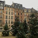 [フランス篇] 正月のパリを歩いてみた。(2)