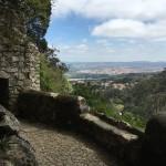 [ポルトガル篇] シントラに行ってきた。(2)ムーア城跡