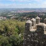 [ポルトガル篇] シントラに行ってきた。(3)ムーア城跡