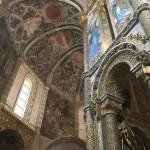 [ポルトガル篇] トマールに行ってきた。(2)墓の回廊と円堂