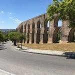 [ポルトガル篇] エルヴァスに行ってきた。(4)アモレイラの水道橋