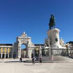 [ポルトガル篇] リスボンに行ってきた。(4)コメルシオ広場